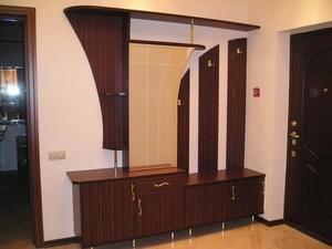 Сборка мебели для прихожих