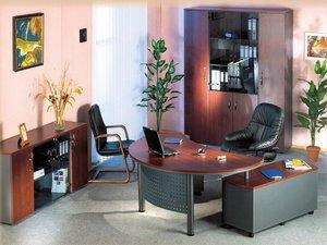 Сборка мебели для офиса